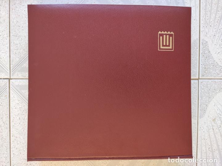 Sellos: España años 1979 1980 1981 1982 1983 en bloque de 4 con Album y Hojas Edifil HEBS70 HEBS80 EBY - Foto 2 - 217278347