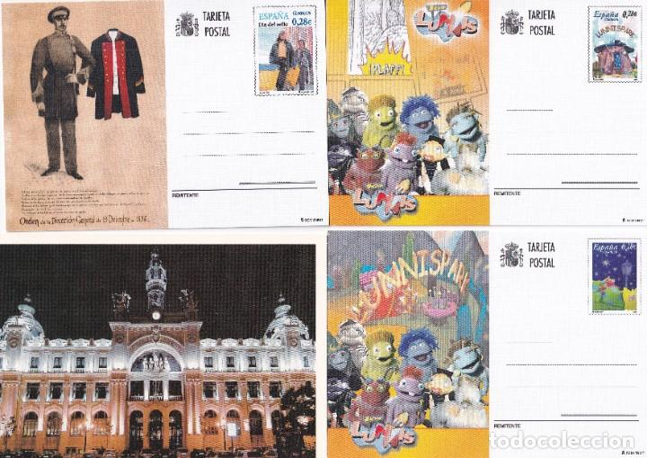 SELLOS ESPAÑA OFERTA CONGRESOS Y EXPOSICIONES (Sellos - España - Juan Carlos I - Desde 1.975 a 1.985 - Nuevos)