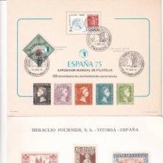 Sellos: SELLOS ESPAÑA OFERTA CONGRESOS Y EXPOSICIONES. Lote 217339308