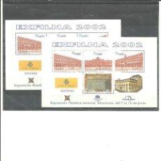 Sellos: ESPAÑA-FRANQUEO O COLECCIÓN PRECIO BAJO FACIAL-3906 -2 HOJAS BLOQUE NUEVAS (SEGÚN FOTO). Lote 217443013