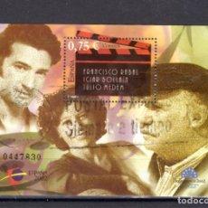 Sellos: ED Nº H.B. 3944 ESPAÑA'2002. Lote 217557111