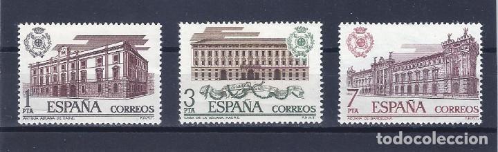 EDIFIL 2326-2328 ADUANAS 1976 (SERIE COMPLETA). MNH ** (Sellos - España - Juan Carlos I - Desde 1.975 a 1.985 - Nuevos)