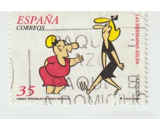 SELLOS DE ESPAÑA (Sellos - España - Juan Carlos I - Desde 1.986 a 1.999 - Usados)