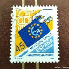 Selos: SELLO MERCADO ÚNICO EUROPEO ESPAÑA. Lote 218012205