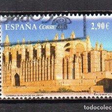 Sellos: SELLO USADO DE ESPAÑA -CATEDRAL DE PALMA DE MALLORCA-, AÑO 2012. Lote 218024796
