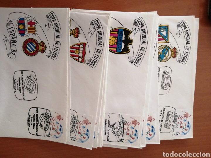 Sellos: ESPAÑA 82 COPA MUNDIAL - Foto 2 - 218029006