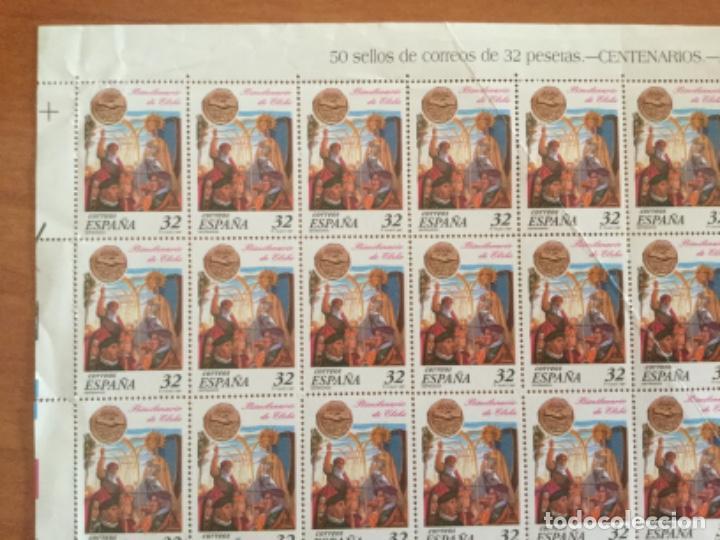 Sellos: España 1997 Pliego 50 Sellos Bimilenario de Elche Edifil 3499 - Foto 6 - 218081598