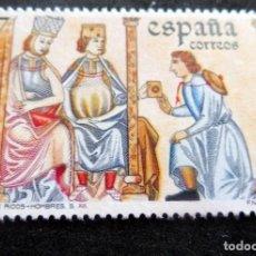 Sellos: ESPAÑA - 1986 - EDIFIL 2857 /**/ DIA DEL SELLO. Lote 218430835