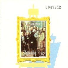 Sellos: ESPAÑA PRUEBA OFICIAL EDIFIL 36 PINTURA ESPAÑOLA ANTONIO ESQUIVEL 1995 NL763. Lote 218489992