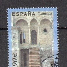 Sellos: SERIE COMPLETA USADA DE ESPAÑA -MONASTERIO DE SANTA MARÍA DE CARRACEDO-, AÑO 2004, EN BUEN ESTADO. Lote 218722397