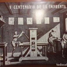 Sellos: SELLOS ESPAÑA CARPETA PRESENTACION DE CORREOS. Lote 244148165