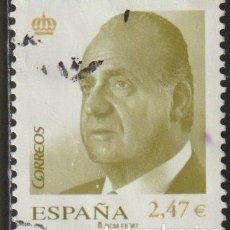 Sellos: ESPAÑA 2009 EDIFIL 4459 SELLO º D. JUAN CARLOS I EFIGIE DEL REY 2,47€ SPAIN STAMPS TIMBRE ESPAGNE. Lote 218809300