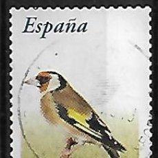 Sellos: SELLO ESPAÑA. USADO. 2006. .FLORA Y FAUNA. JILGUERO. EDIFIL Nº 4214. Lote 218816743