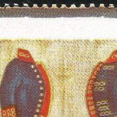 Francobolli: EDIFIL 2998 CUERPO DE CORREOS - 3 FOTOS - PAREJA CON VARIEDAD. Lote 219210526