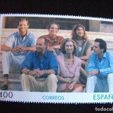 Sellos: ESPAÑA. SELLO PROCEDENTE DE HOJA BLOQUE 3428. EDIFIL. FAMILIA REAL . 1996.. Lote 219575218
