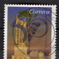 Sellos: ESPAÑA 3497 - AÑO 1997 - MONUMENTO A LA VENDIMIA EN REQUENA. Lote 234140935