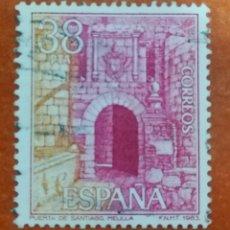 Sellos: ESPAÑA N°2727 USADO(FOTOGRAFÍA ESTÁNDAR). Lote 251898505