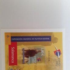 Timbres: ESPAÑA AÑO 2002 H.B. Nº 3878 NUEVO. Lote 220829845