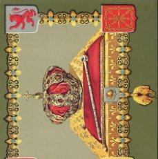 Sellos: ALBUM 4 SELLOS - EMISIÓN ESPECIAL DE SELLOS DE CORREO PROCLAMACIÓN JUAN CARLOS I (1975) - FOTOS ADIC. Lote 220921086