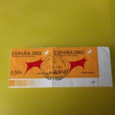 Sellos: BARCELONA UNIÓN 202 PRESIDENCIA COMUNICAD EUROPEA ESPAÑA EDIFIL 3866 USADO FILATELIA COLISEVM LUGO. Lote 221461968