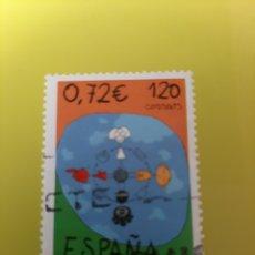 Sellos: 3820 USADO EDIFIL ESPAÑA CORREO AÑO 2001 FILATELIA COLISEVM LUGO. Lote 221464230