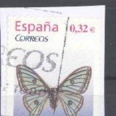 Sellos: ESPAÑA - AÑO 2009 - EDIFIL 4464 - FAUNA - GRAELLSIA ISABELAE - USADO. Lote 221476058