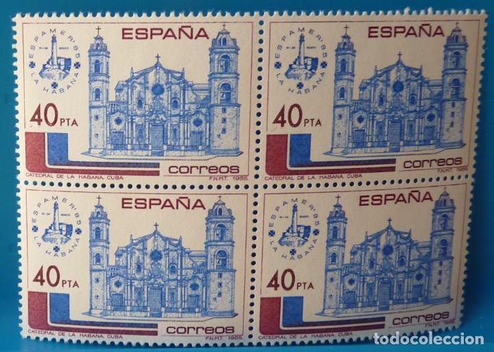 ESPAÑA 1985 EDIFIL 2782 *MNH* BLOQUE DE 4 (Sellos - España - Juan Carlos I - Desde 1.975 a 1.985 - Nuevos)