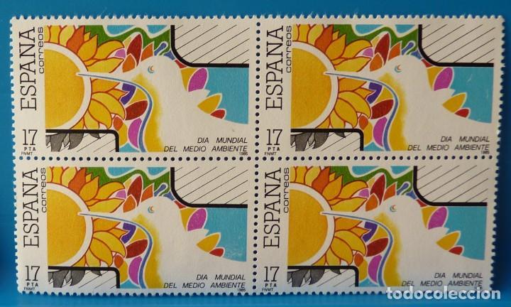 ESPAÑA 1985 EDIFIL 2793 *MNH* BLOQUE DE 4 (Sellos - España - Juan Carlos I - Desde 1.975 a 1.985 - Nuevos)