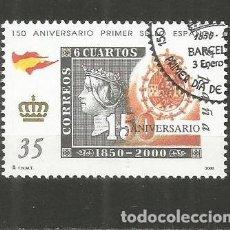 Sellos: ESPAÑA EDIFIL NUM. 3691 USADO. Lote 221603237