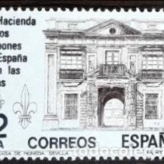 Sellos: HACIENDA DE LOS BORBONES Y CENTENARIOS. Lote 221712520