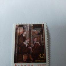 Sellos: 1997 NAVIDAD RELIGIÓN ESPAÑOLA EDIFIL 3519 NUEVA O SI LO DESEA USADA FILATELIA COLISEVM LUGO. Lote 221741552