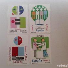 Sellos: ESPAÑA AÑO 2007 Nº 4333/6 SERIE NUEVA. Lote 221763013