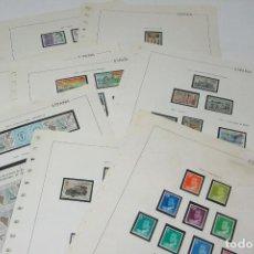 Sellos: AÑOS 1977 A 1980 COMPLETOS EN HOJAS EDIFIL.. Lote 221805212