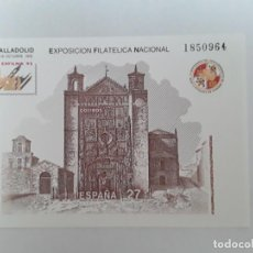 Sellos: ESPAÑA AÑO 1992 H.B. Nº 3222 NUEVO. Lote 221874246