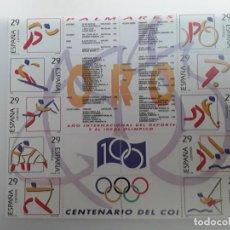Sellos: ESPAÑA AÑO 1994 BLOQUE Nº 3325/34 NUEVO. Lote 221874316