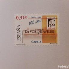 Sellos: ESPAÑA AÑO 2008 Nº 4386 SERIE NUEVA. Lote 221874652