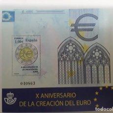 Sellos: ESPAÑA AÑO 2009 H.B. Nº 4496 NUEVA. Lote 222009755
