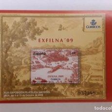 Sellos: ESPAÑA AÑO 2009 H.B. Nº 4512 NUEVA. Lote 222009853