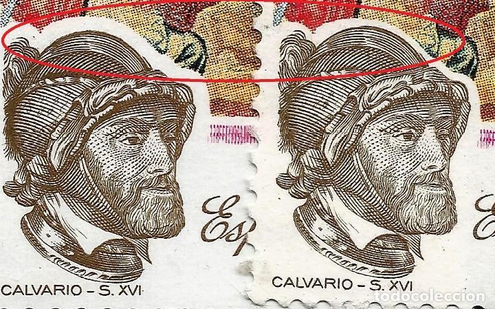 EDIFIL 3086 PATRIMONIO NACIONAL - TAPICES - VARIEDAD - 2 FOTOS (Sellos - España - Juan Carlos I - Desde 1.986 a 1.999 - Nuevos)