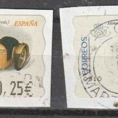 Sellos: 2003 ATM MONET GOYON LB 1932 CON SIDECAR. Lote 222072278