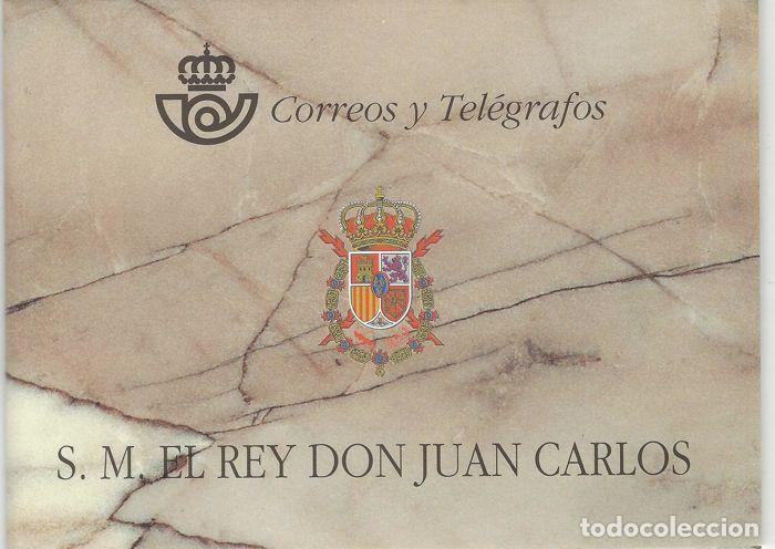 EDIFIL 3544C CARNET REY JUAN CARLOS AÑO 1988 EDICION ESPECIAL SELLOS ESPAÑA (Sellos - España - Juan Carlos I - Desde 1.986 a 1.999 - Nuevos)