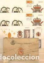 Sellos: Edifil 3544C carnet Rey Juan Carlos año 1988 edicion Especial sellos España - Foto 4 - 222074130