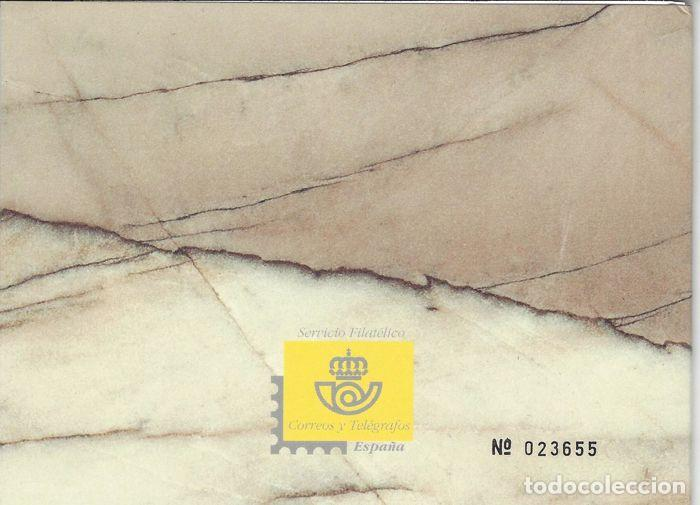 Sellos: Edifil 3544C carnet Rey Juan Carlos año 1988 edicion Especial sellos España - Foto 3 - 222074405