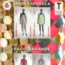 Sellos: ESPAÑA 2013 (4813) HB TRAJES (NUEVO). Lote 222258600