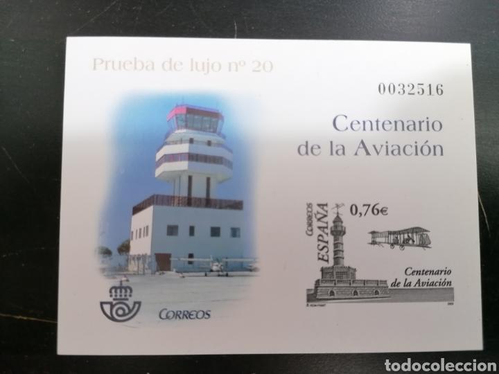 Sellos: España Aviación Prueba Oficial Edifil Num 82 - Foto 2 - 222411250