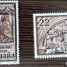 Sellos: NAVIDAD 1980. Lote 222638667