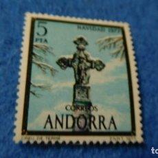 Sellos: SELLO SIN CIRCULAR, ANDORRA, NAVIDAD. Lote 222719048