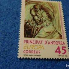 Sellos: SELLO SIN CIRCULAR, ANDORRA, EUROPA. Lote 222720501