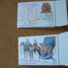 Sellos: ESPAÑA 1998 FUNDACION DE MEXICO EDIFIL 3598/99 NUEVOS SIN CHARNELAS. Lote 223962877