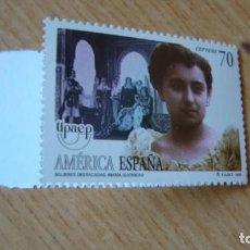 Sellos: ESPAÑA 1998 MUJERES DESTACADAS EDIFIL 3590 NUEVO SIN CHARNELAS. Lote 223963862